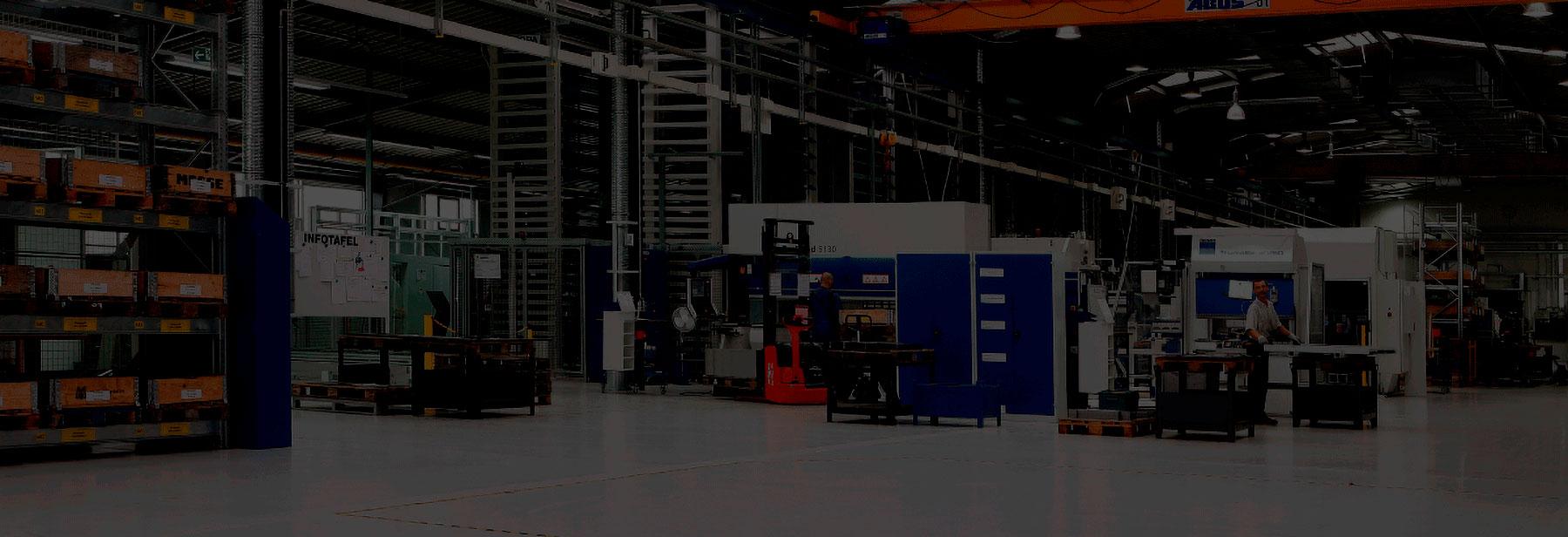 Производство компрессоров Kaeser