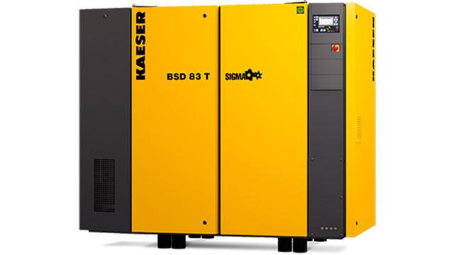 Винтовые компрессоры Kaeser Sigma Profile