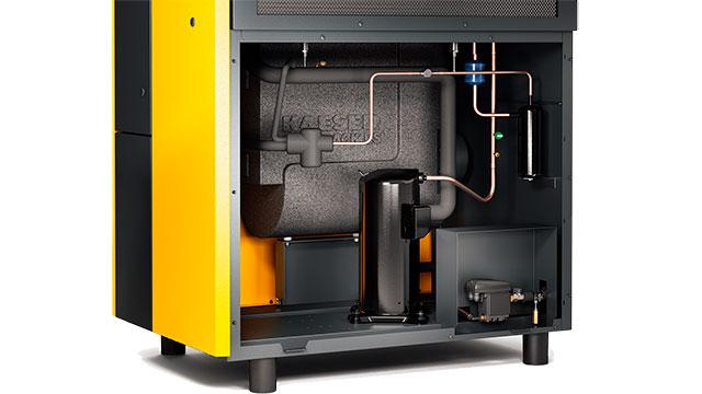Холодильный осушитель сжатого воздуха